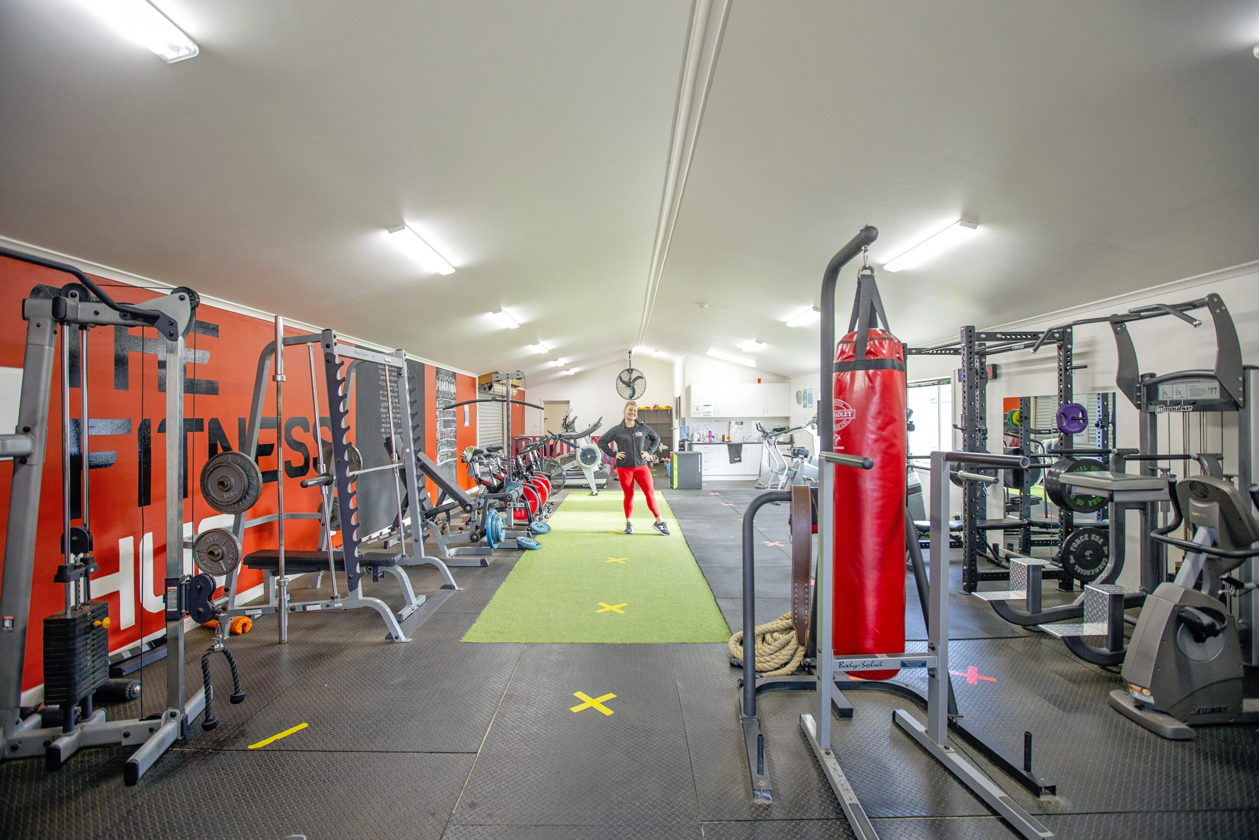 The Fitness Hubs - Kingston gym